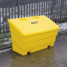 Do you need a grit bin?