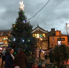 Thank you to all for a successful Baildon at Christmas and Lights Switch-On