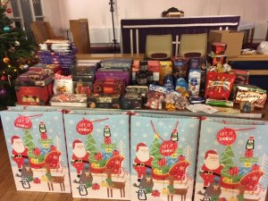 The St Hugh's Centre Christmas Hamper Scheme